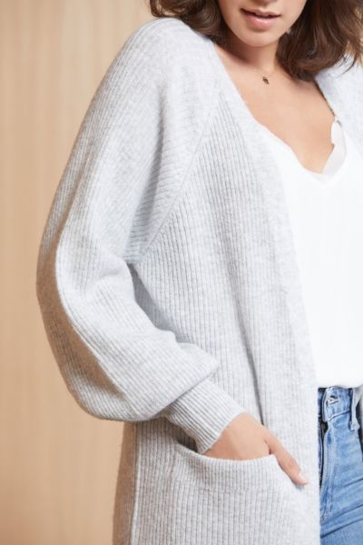 Allison joy Bella Balloon Sleeve Cardigan