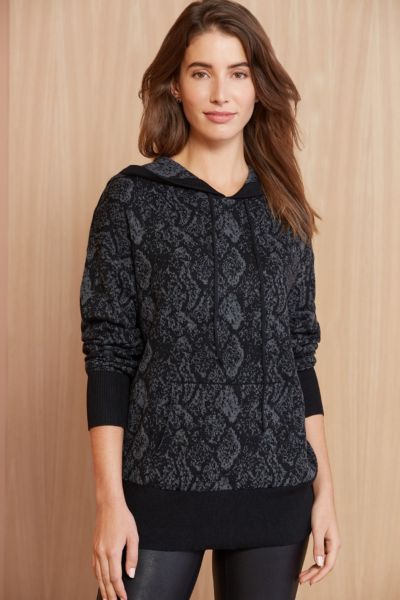 Dylan Python Hoodie Tunic Pullover