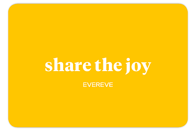 Evereve Share the Joy Gift Card