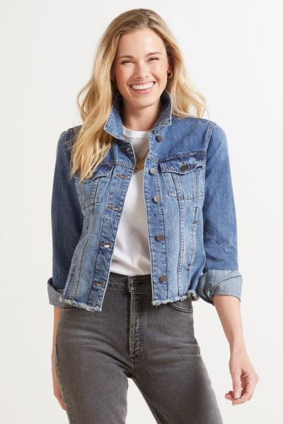 Julia Crop Jacket