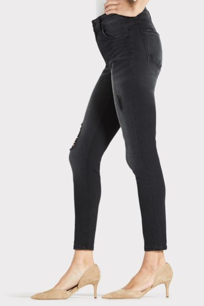 Kut from the kloth Connie High Rise Ankle Skinny