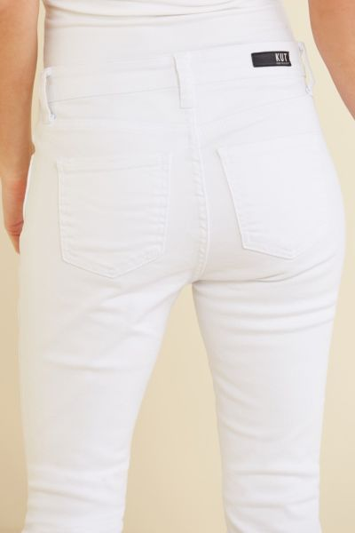 Kut from the kloth Petite High Waist Connie Ankle Skinny