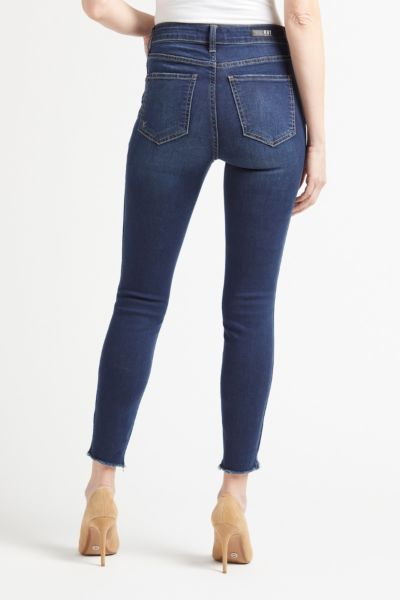 Kut from the kloth High Rise Connie Ankle Skinny
