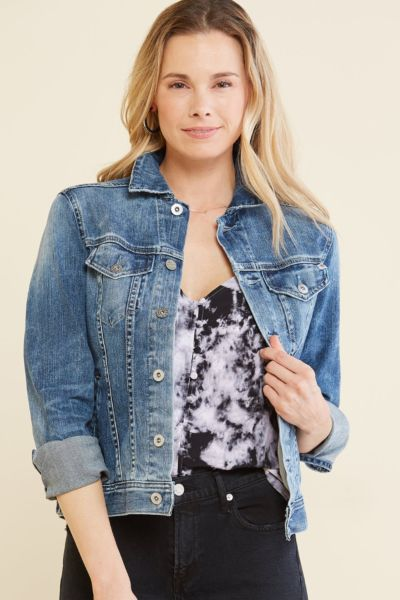 Ag Mya Denim Jacket