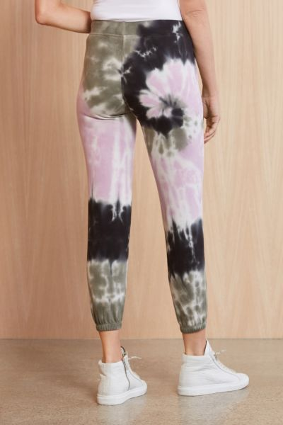 Electric  and rose Vendimia Jogger