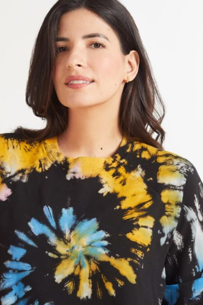 Electric  and rose Ronan Vibe Pullover