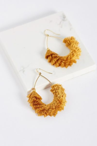 Thirty-nine 42 Ryder Fringe Earrings