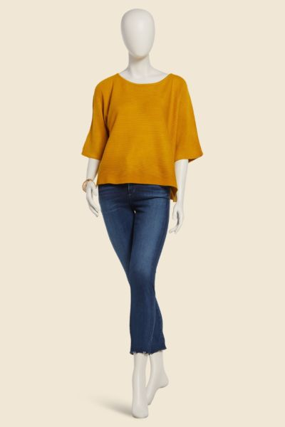 Fate Ribbed Pullover
