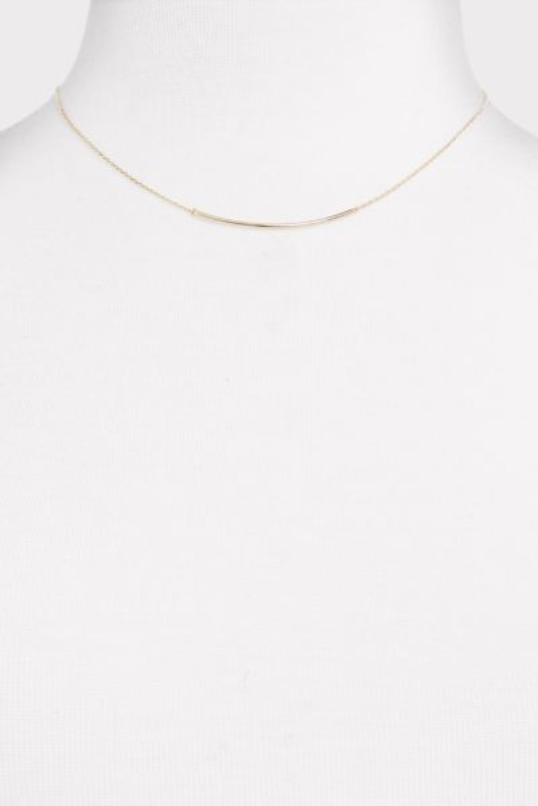 Thirty-nine 42 Turner Curved Bar Necklace