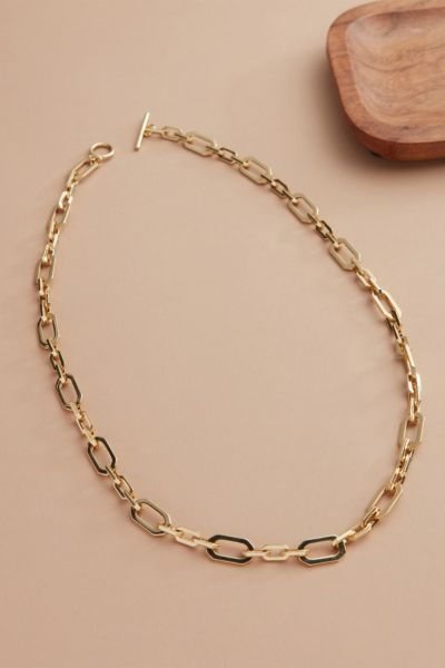 Jeni Chain Link Necklace