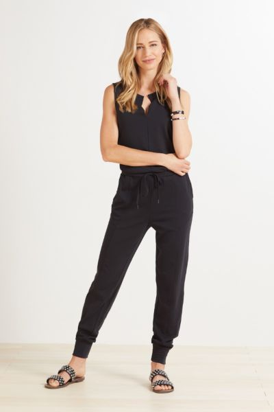 Seam Detail Jumpsuit