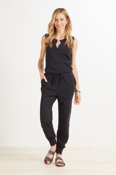 525 Seam Detail Jumpsuit