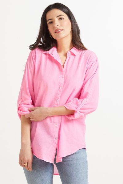 Sundry More Love Button Down