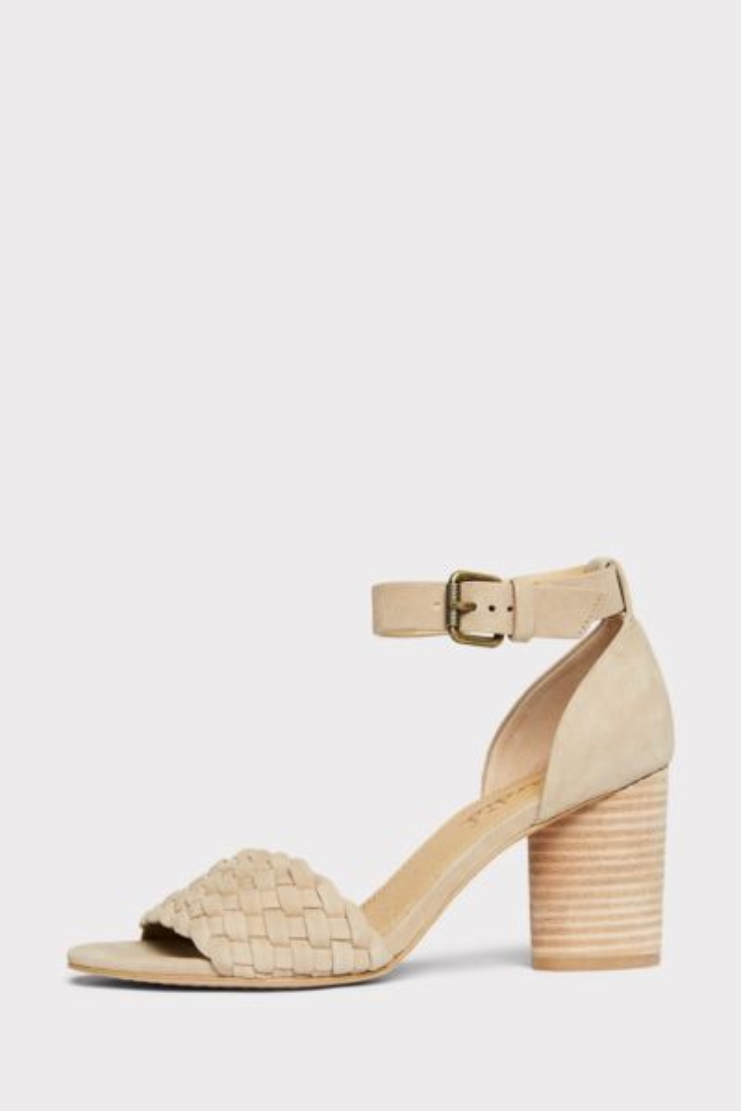 Splendid footwear Taro Woven Heel