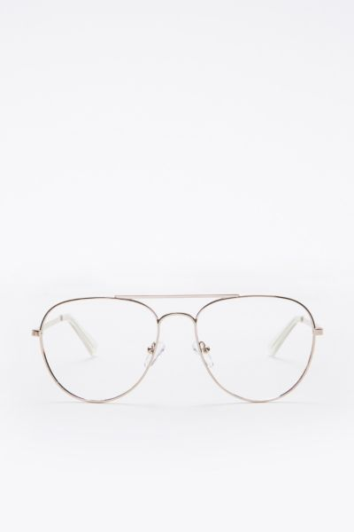 The book club Hard Crimes Blue Light Glasses for 2.00
