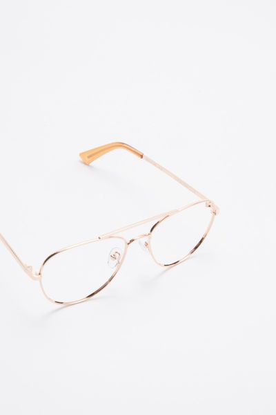 The book club Hard Crimes Blue Light Glasses for 0.00