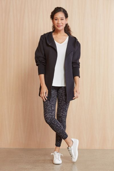 Varley Cove Wrap Sweat Jacket