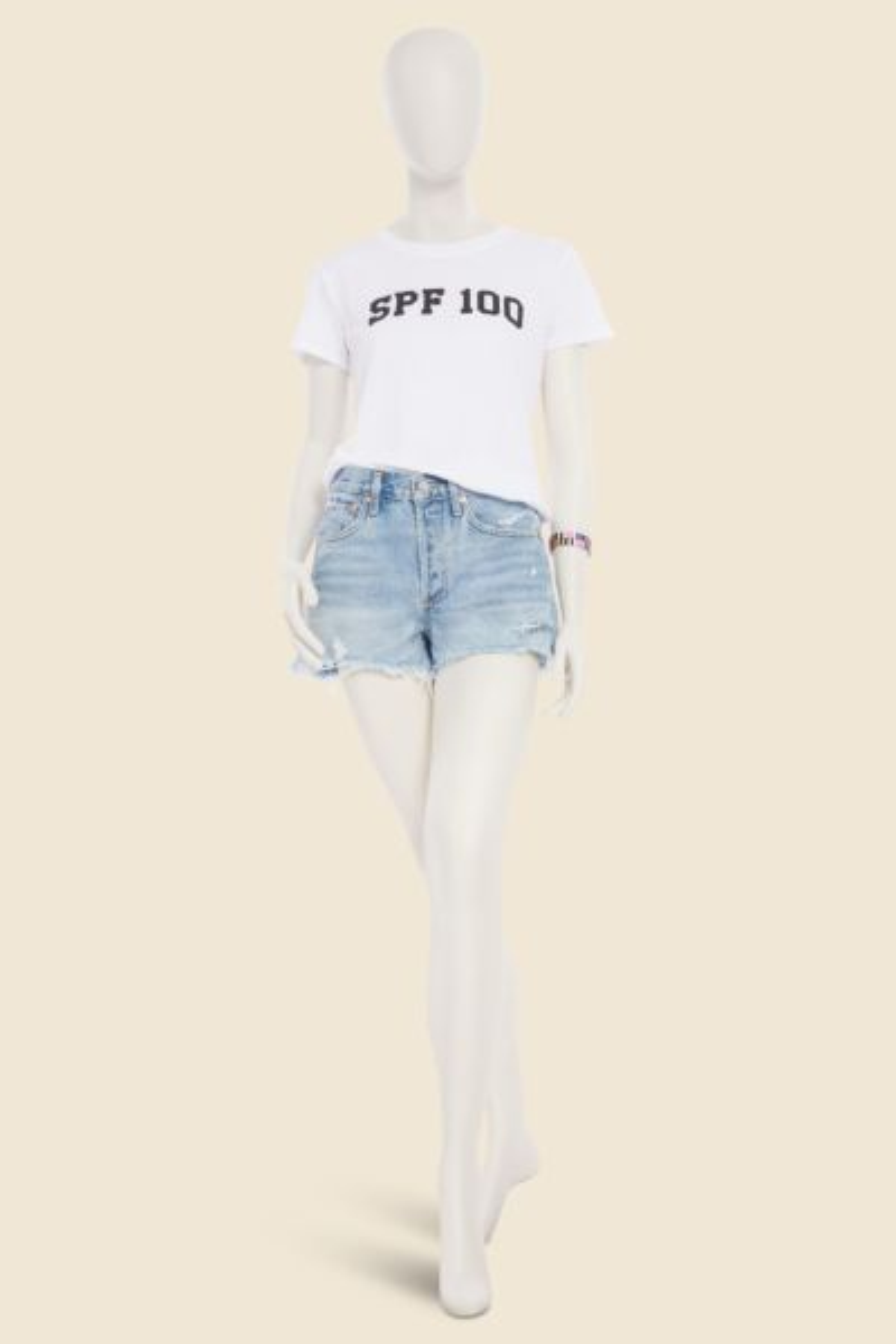 Sub urban riot SPF 100 Tee