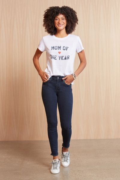 Sub urban riot Mom of the Year Tee