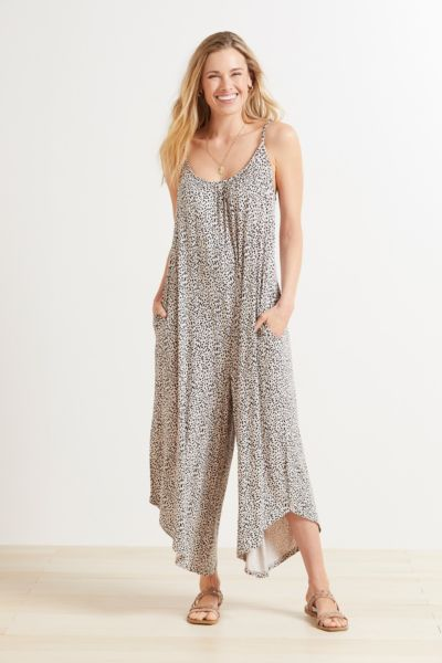 Mini Leopard Jumpsuit