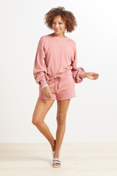 Z supply Lia Washed Long Sleeve Top