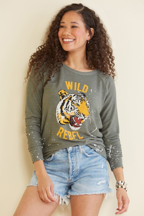 Chaser Tiger Pullover