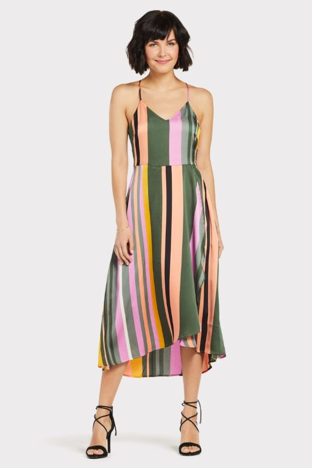 Lost and wander Pandora Stripe Dress