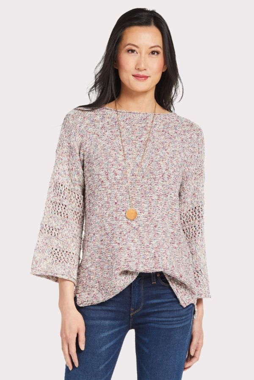 Allison joy Simone Multi Sweater