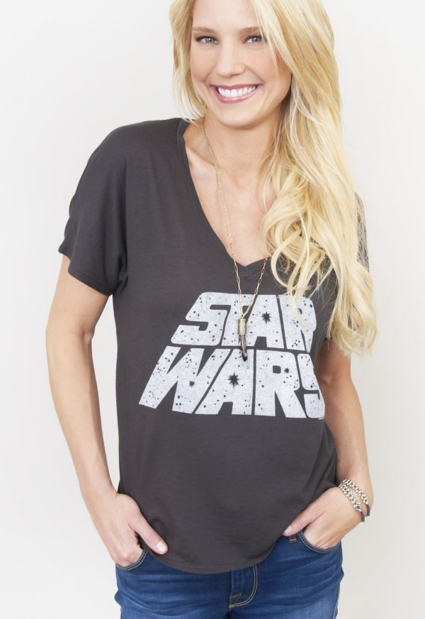 Junk food Star Wars VNeck