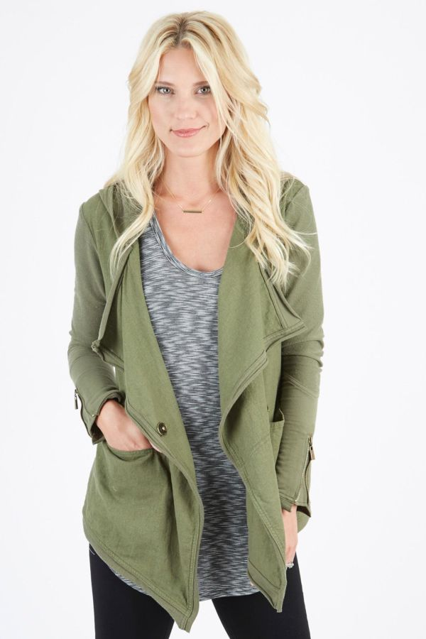 Willow and clay Capetown Jacket