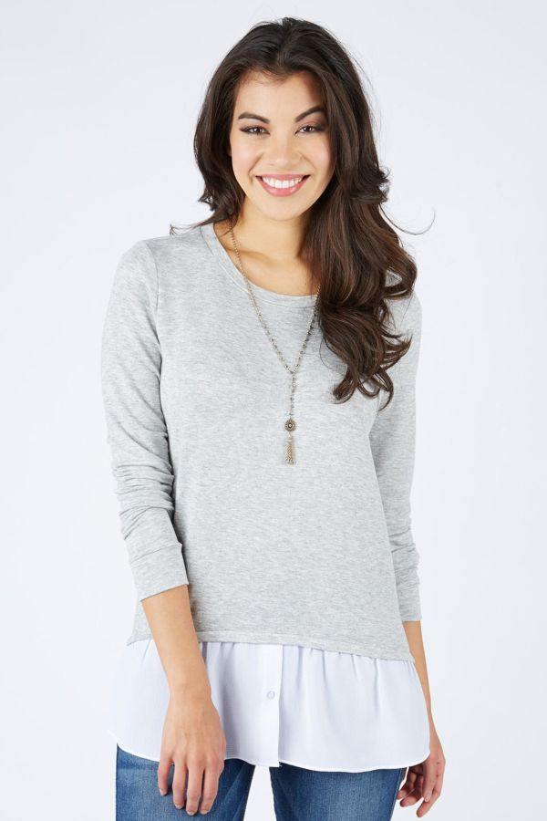 Allison joy Esther Sweatshirt