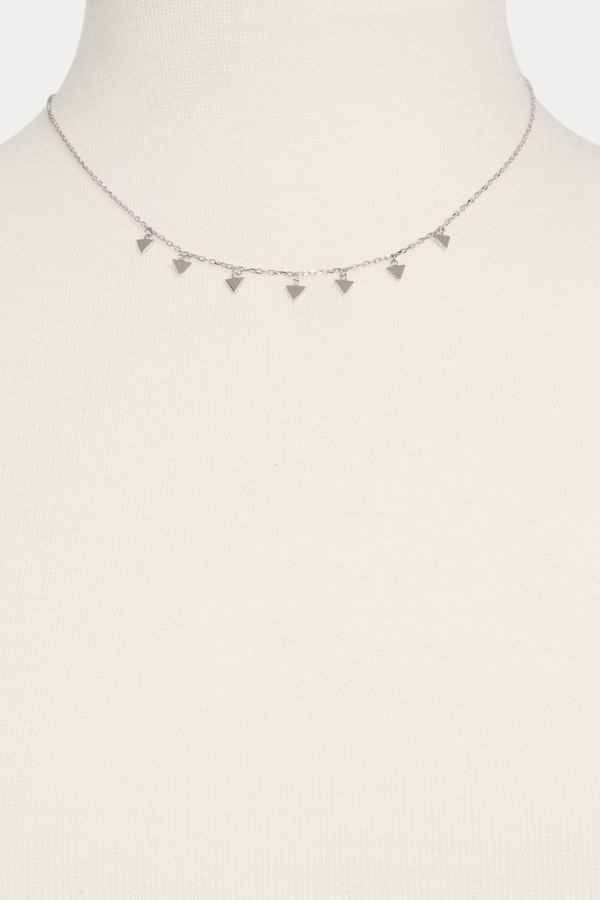 Thirty-nine 42 Polly Triangle Necklace