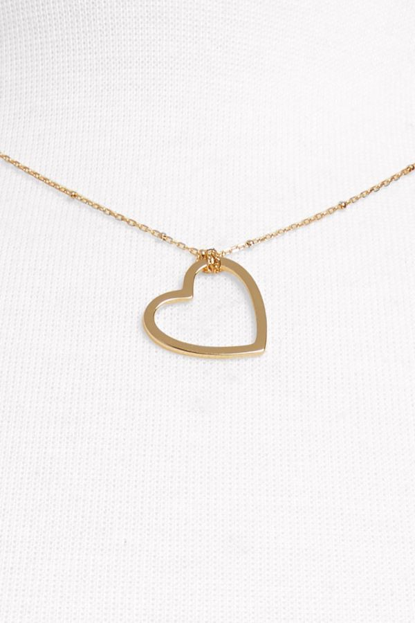 Thirty-nine 42 Ryder Heart Necklace
