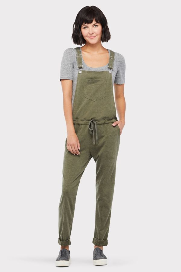 Z supply Front Seam Overalls