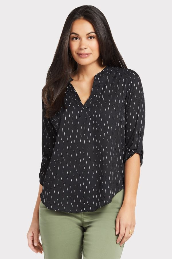 Allison joy Becky Lightning Blouse