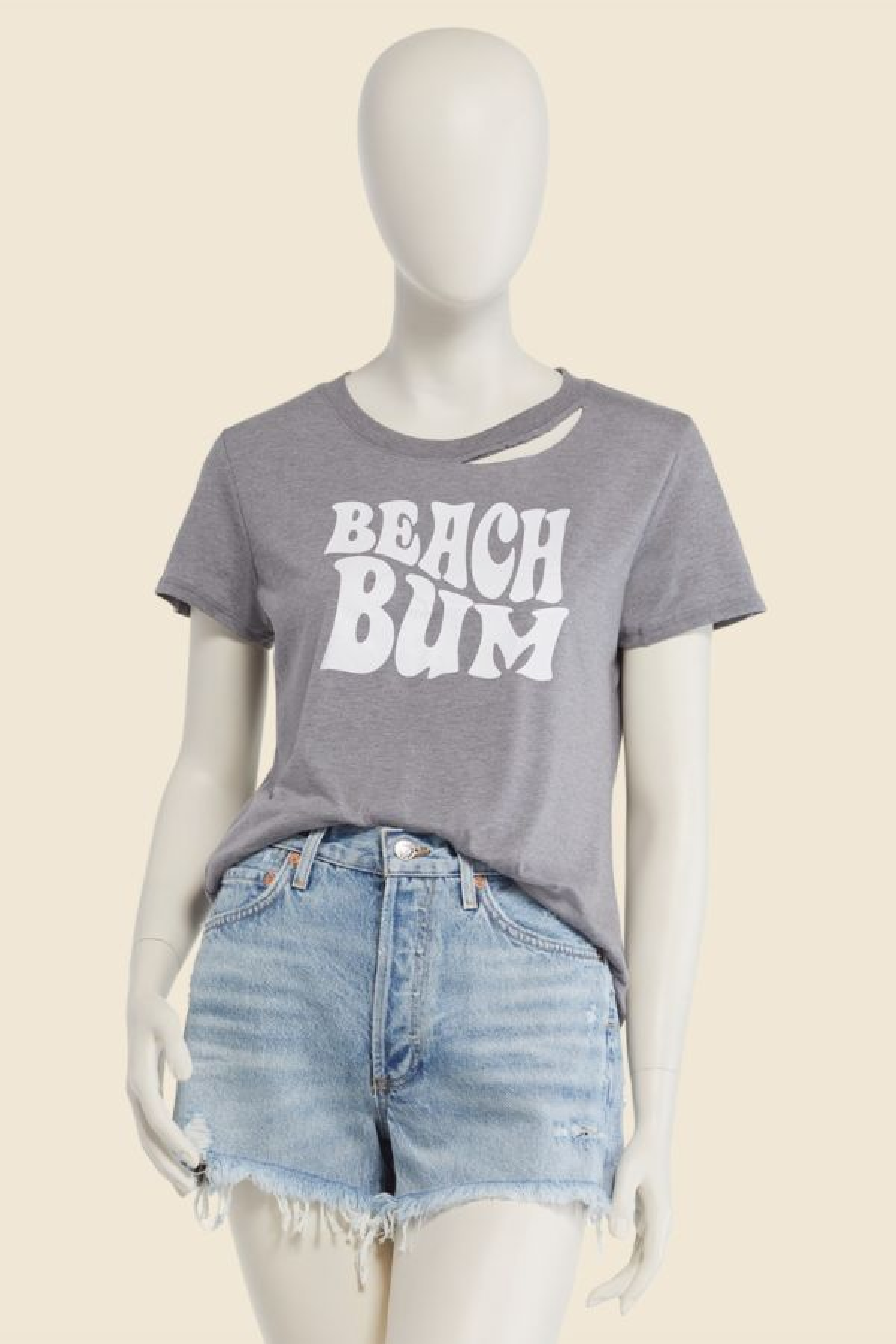 Sub urban riot Beach Bum Slash Tee
