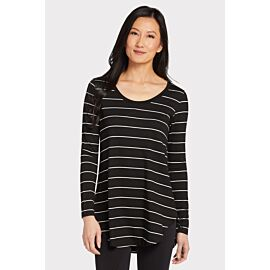 Billie Long Sleeve Tunic Tee