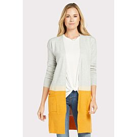 Amy Color Block Cardigan