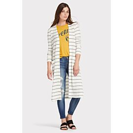 Jenny Striped Cardigan