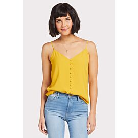 Lucy Button Front Cami