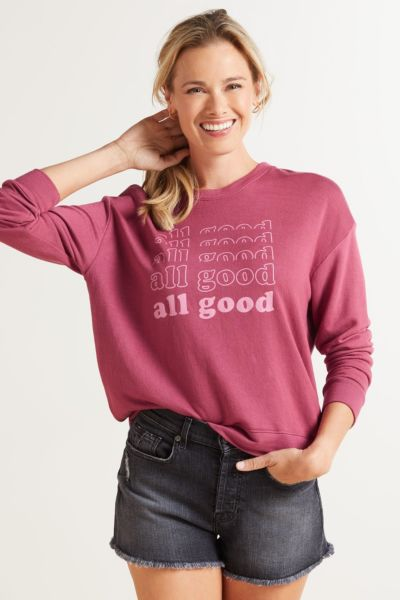 All Good Pullover