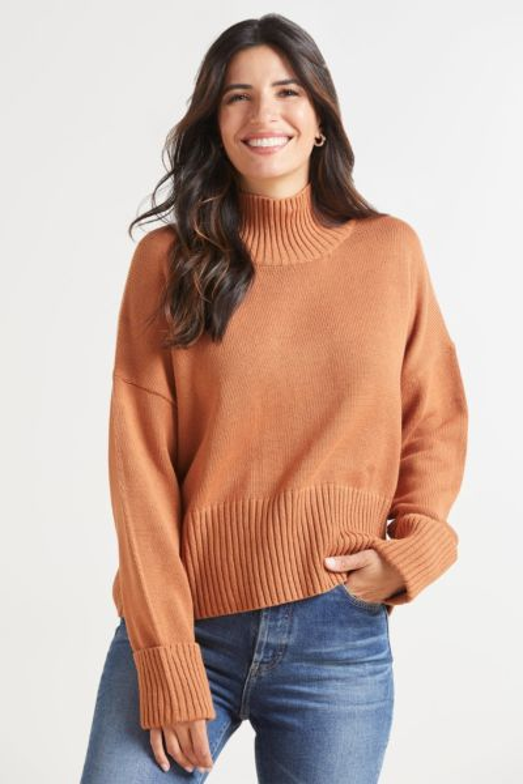 Blaire Turtleneck Pullover