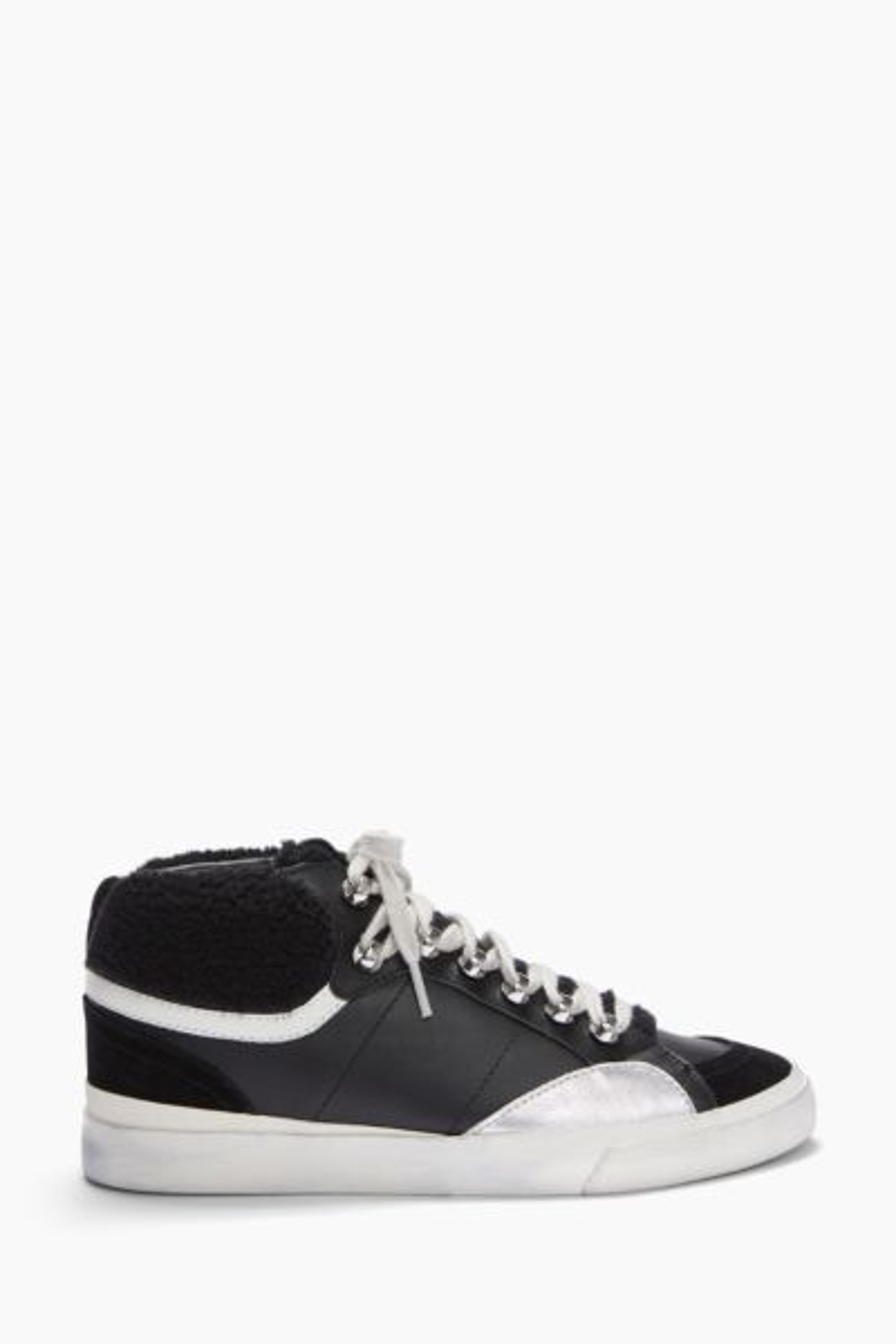Merin Sherpa Hightop Sneaker