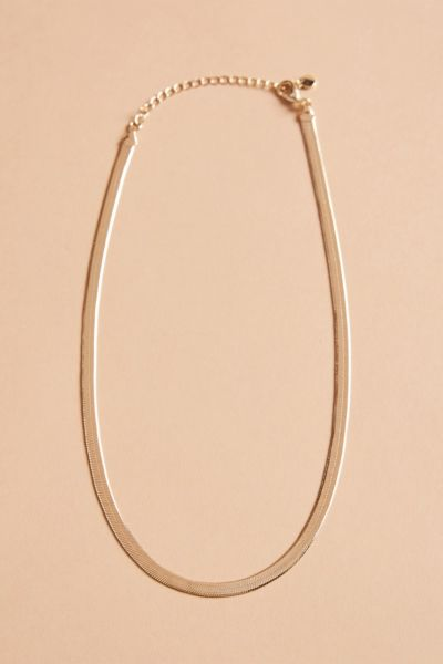 Lacey Snake Chain Necklace