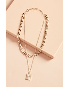 Milly Pendant Necklace