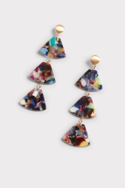Thirty-nine 42 Sophie Resin Earrings