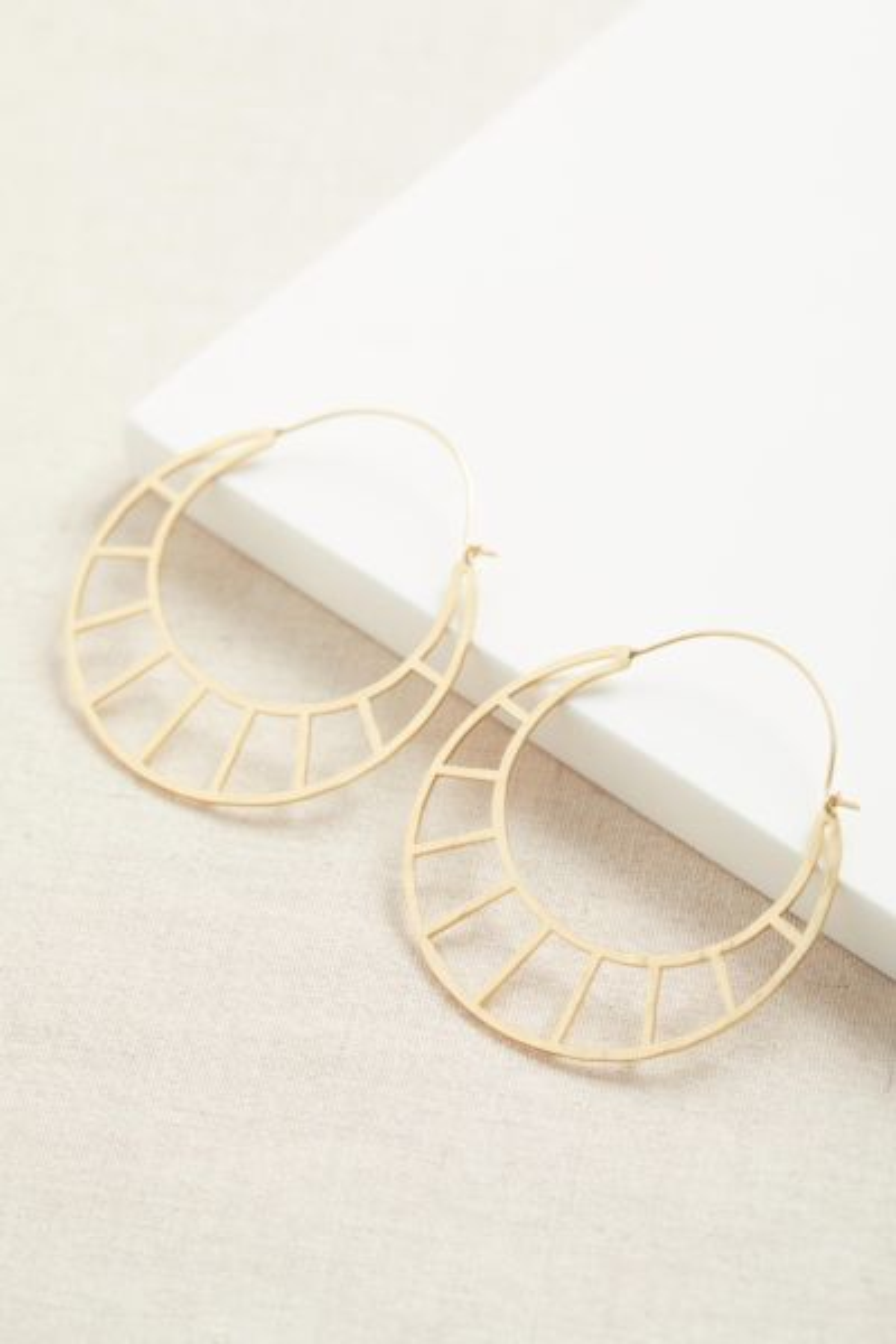 Thirty-nine 42 Keily Hoop Earrings