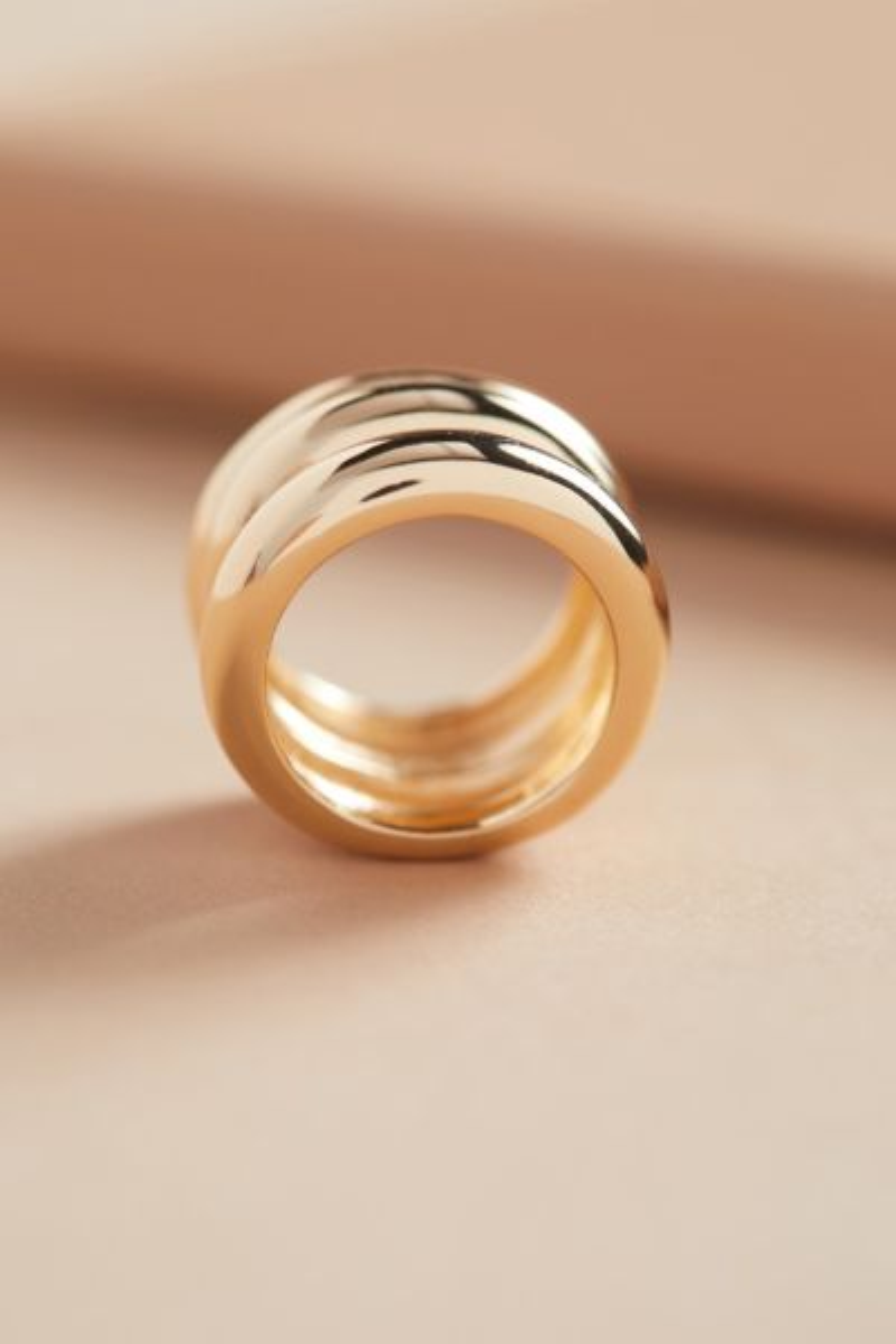 Thirty-nine 42 Joey Gold Statement Ring