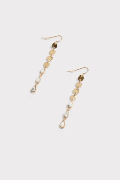 Thirty-nine 42 Brielle Natural Stone Earrings