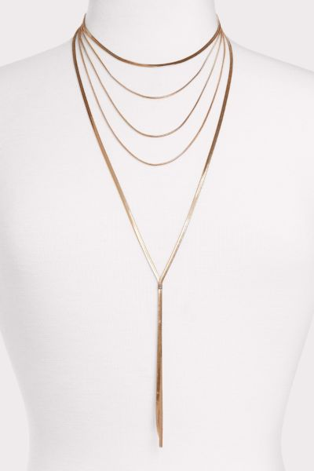 Thirty-nine 42 Brynn Multi Strand Necklace
